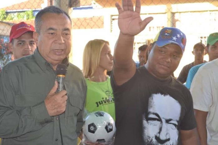 Alcalde El Callao homicidio