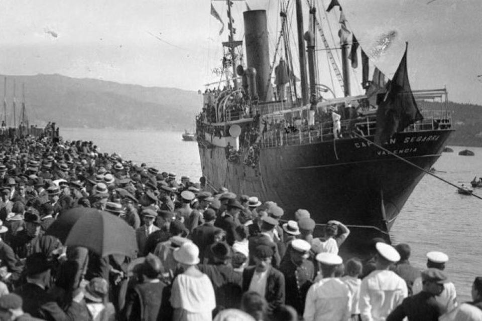 De barcos y racismo en América Latina