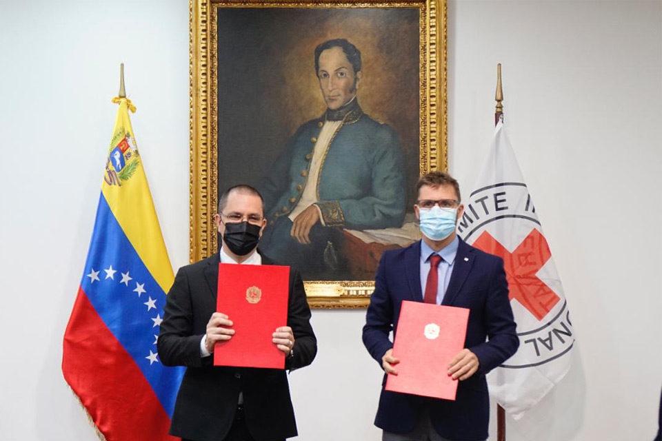 El CICR ayudará a reunificar a menores de edad venezolanos con sus familias
