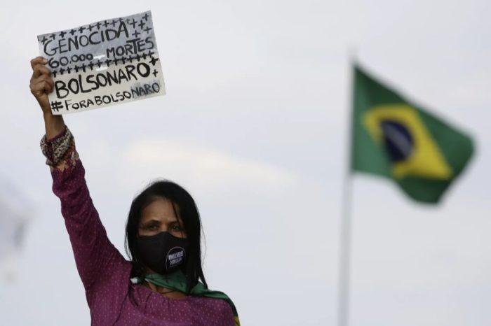 Brasil enfrenta la pandemia