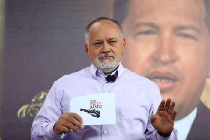 Diosdado Cabello sobre militares secuestrados por las FARC