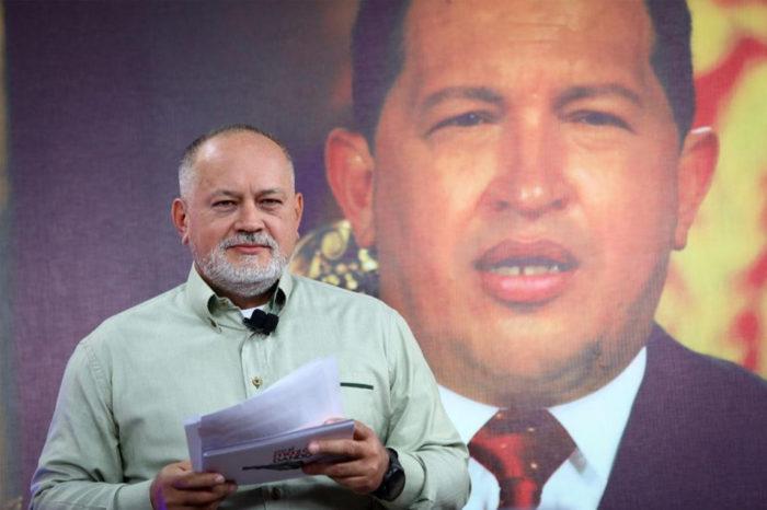 Diosdado Cabello responde a Enrique Márquez
