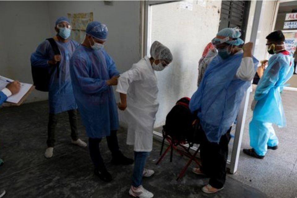 Mortalidad en el sector Salud