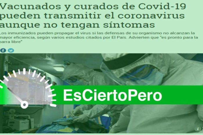 EsPaja coronavirus vacunados enfermedad