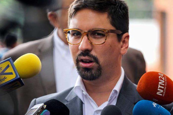 Freddy Guevara negociación