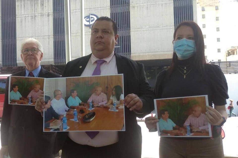 Fundaredes denuncia a Rodríguez Chacín