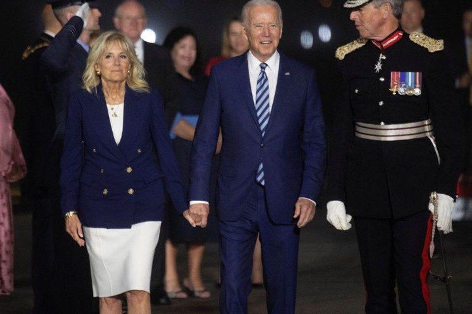 Joe Biden Reino Unido EEUU