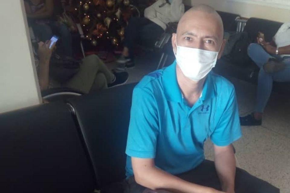 José Lasorsa paciente oncológico