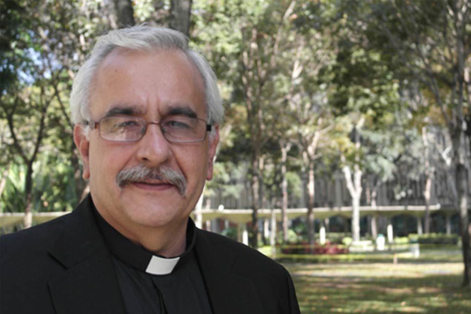 José Virtuoso, rector de la UCAB