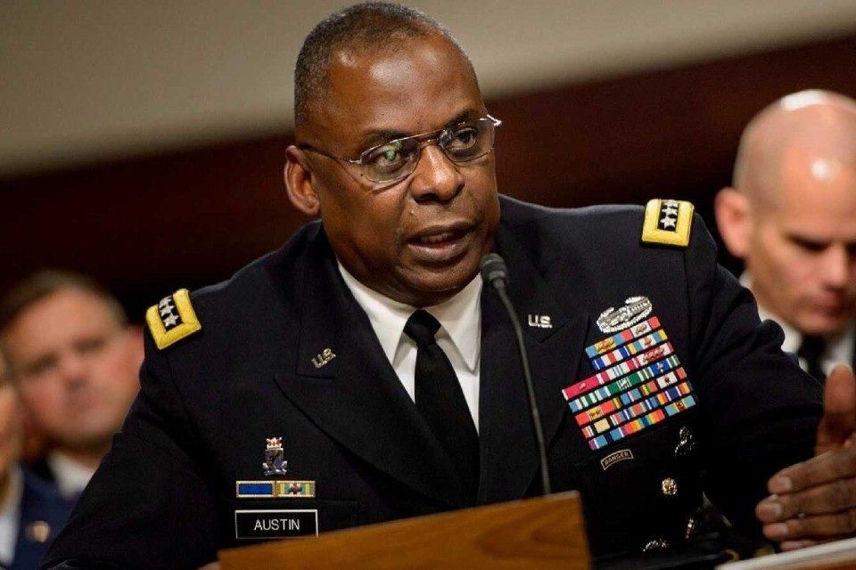 Lloyd Austen EEUU secretario de Defensa Pentágono