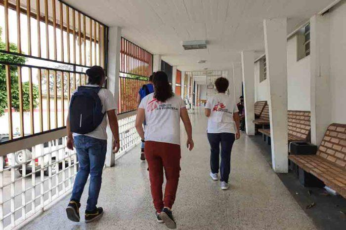 Médicos siin fronteras hospital lídice (1)