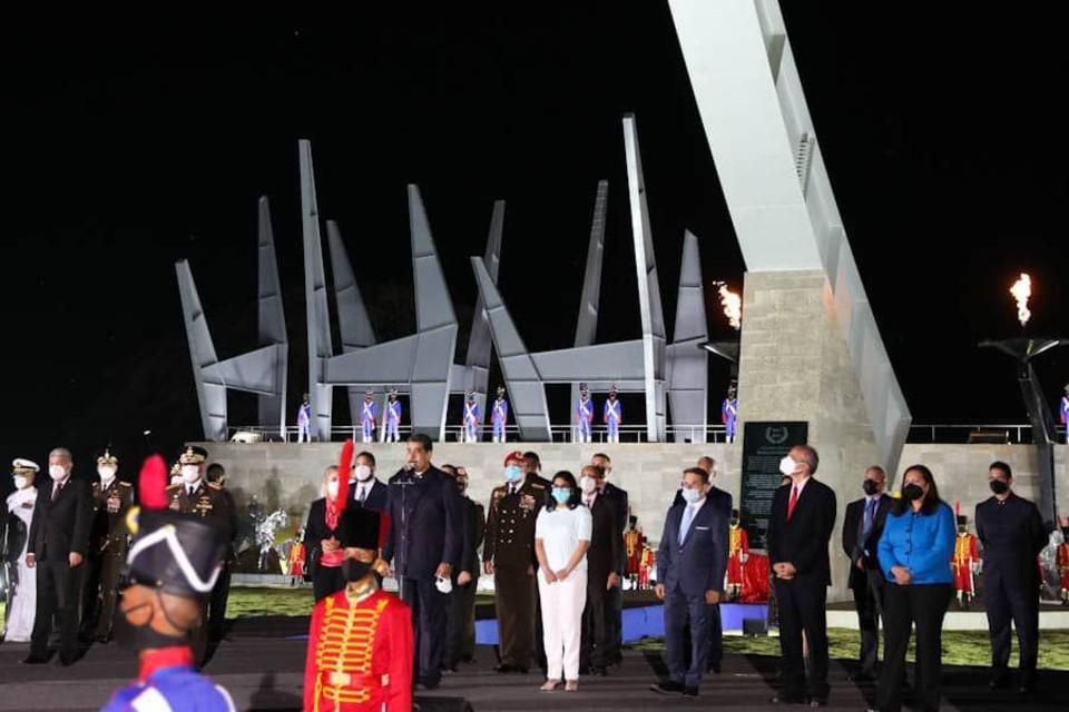 Monumento Bicentenario Campo de Carabobo