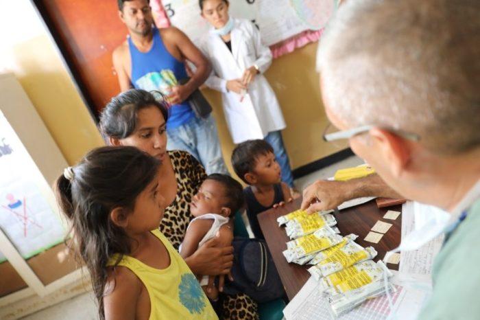 OCHA Ayuda humanitaria
