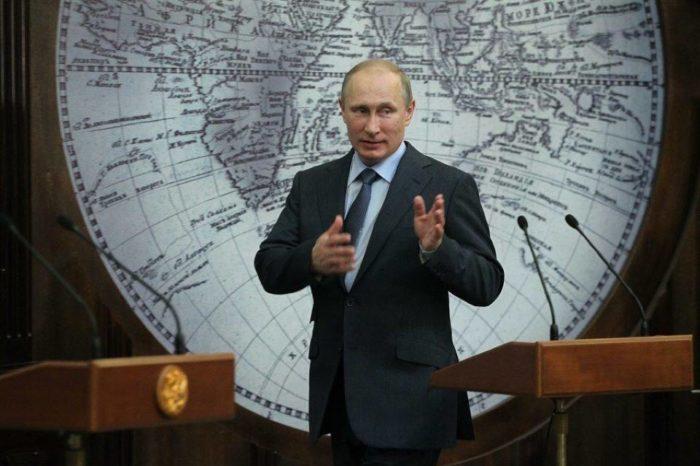 """La """"fortuna"""" de Putin"""