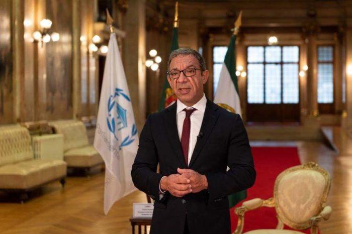 presidnete Duarte Pachecho Unión Interparlamentaria UIP