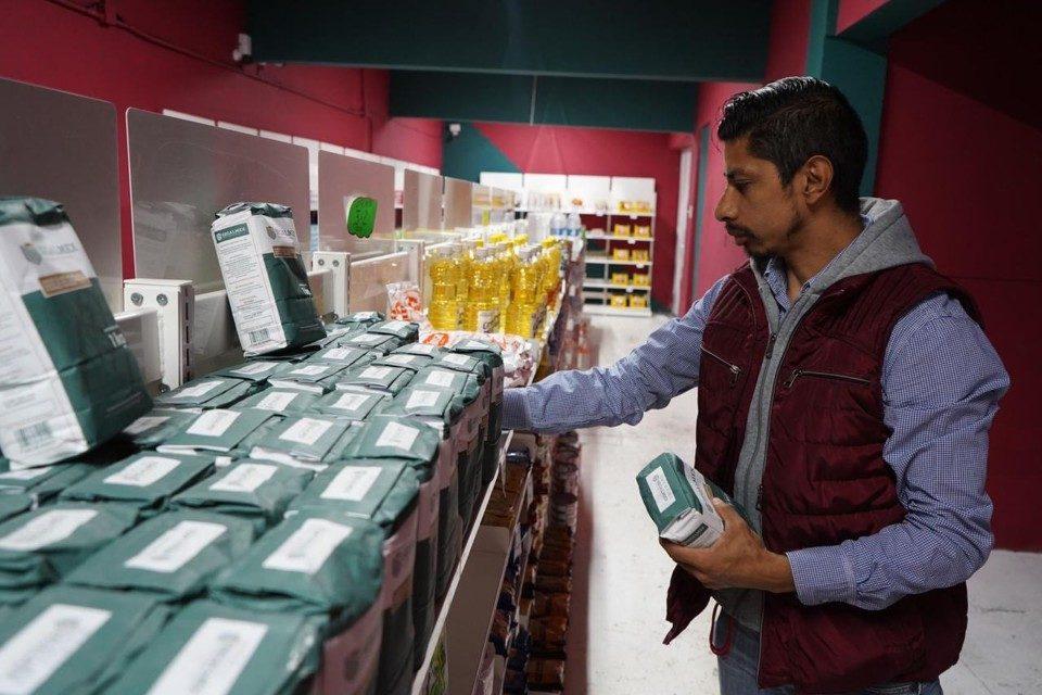 libre abordo comida México El Pais Armando info