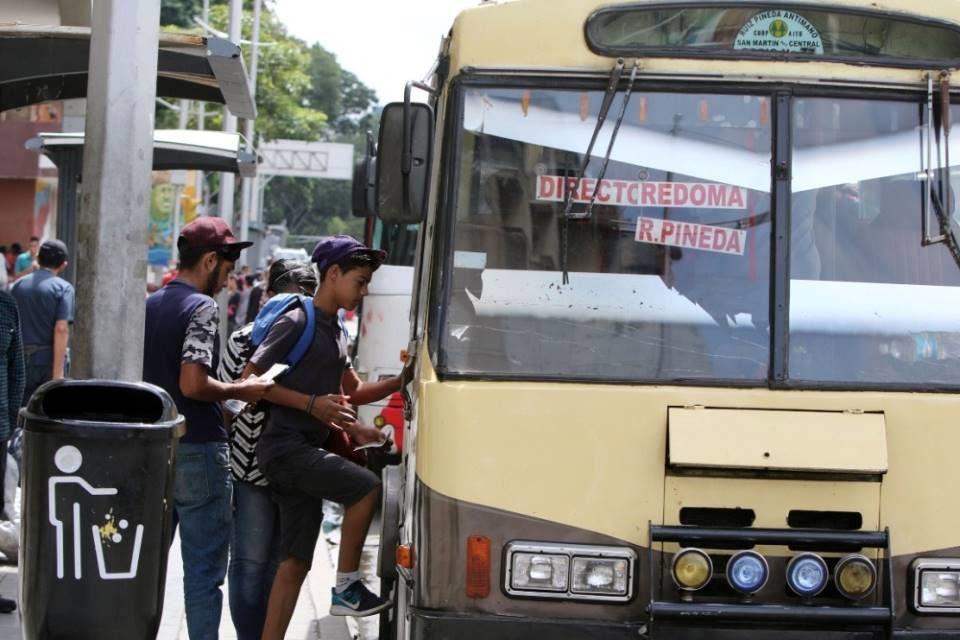 Aliados para el cambio transportistas
