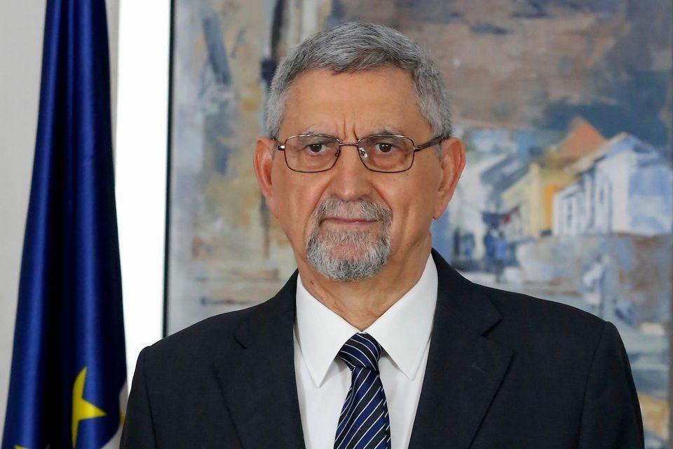 presidente cabo verde Jorge Carlos Fonseca