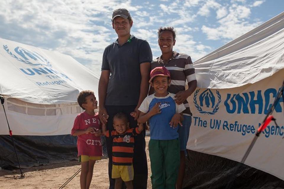 Todos somos refugiados: cuando huir es la única opción