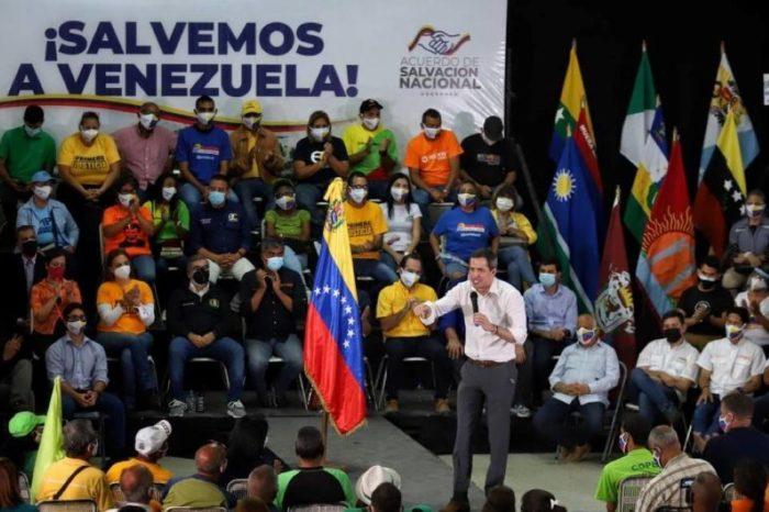La nueva estrategia Guaidó