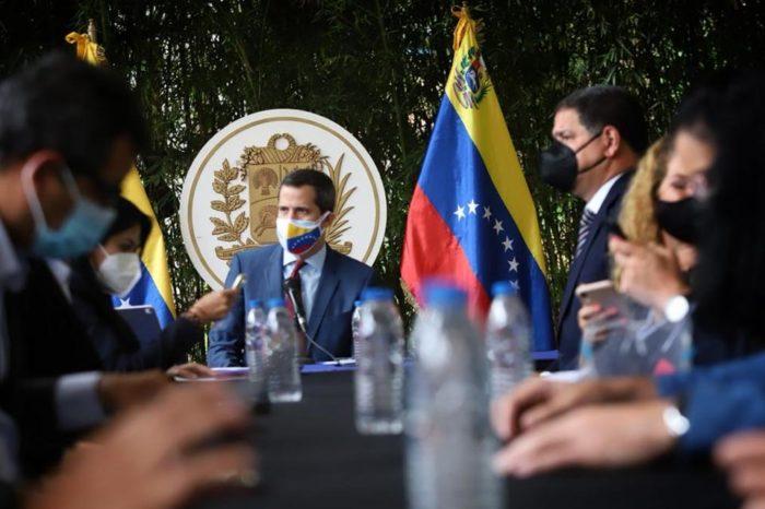 Guaidó Freddy Guevara Cuba