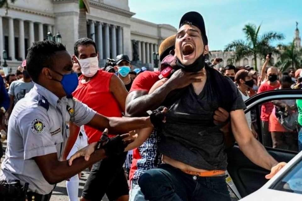 Cuba y su grito de libertad