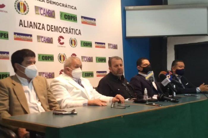 Oposiciones Alianza Democrática