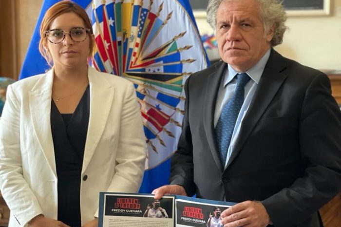 Almagro Freddy Guevara