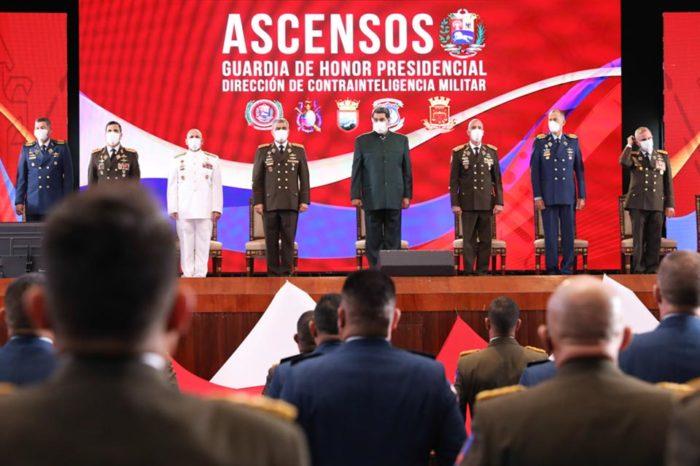 Maduro en jornada de ascensos