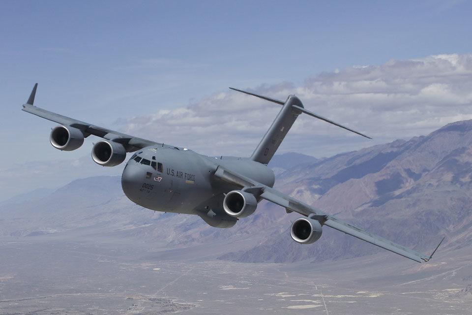 avión estadounidense en espacio aéreo venezolano
