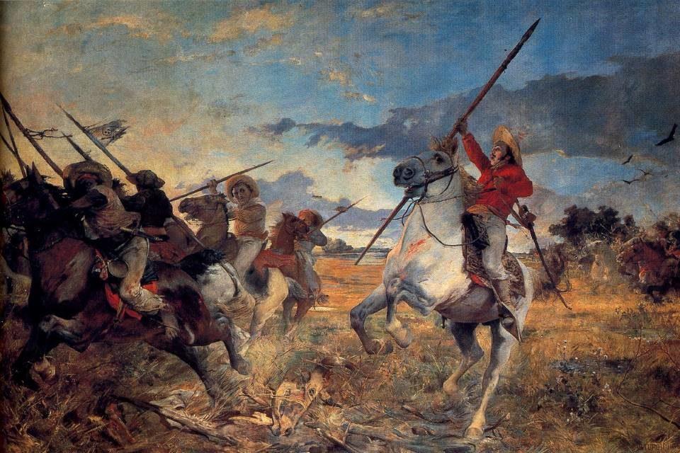 1819: campaña militar sobre el Apure