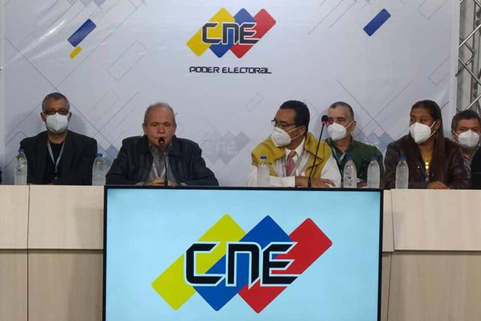 Auditores sistema automatizado software votación CNE