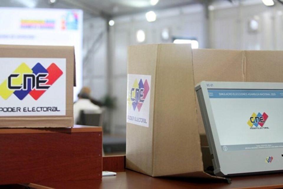 Mi derecho a cne votar y a elegir - sistema automatizado