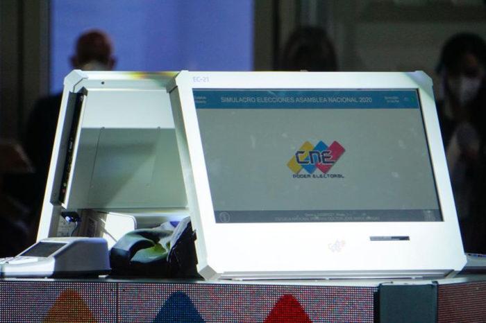 Picón destaca resultados de auditoría a máquinas de votación auditoría software