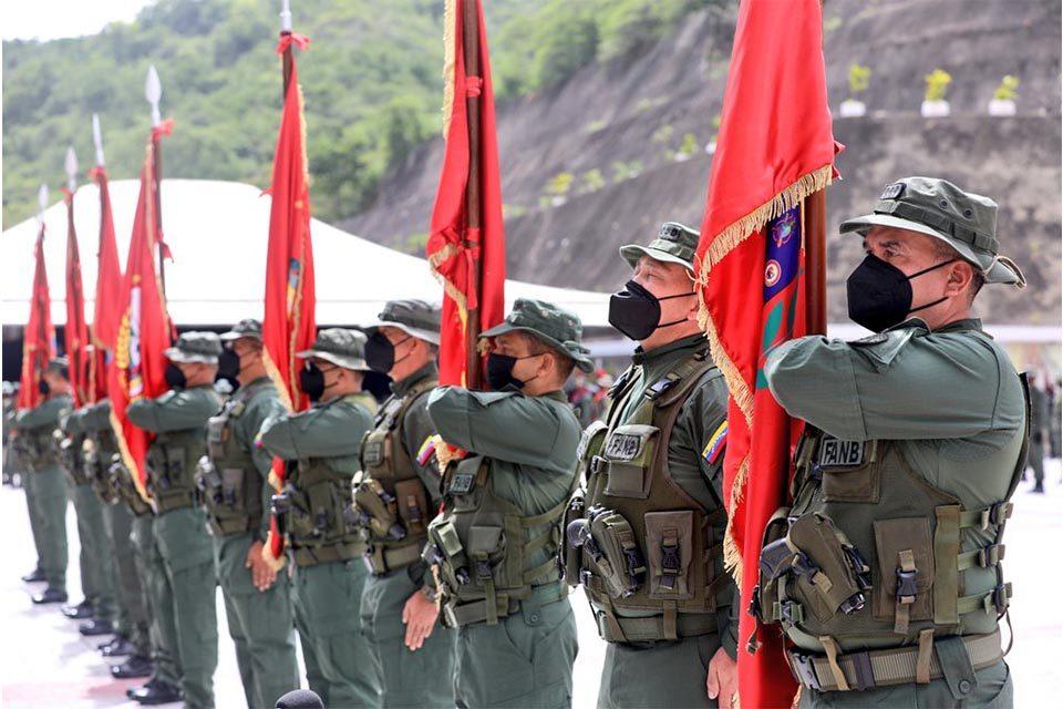 La trayectoria de los jefes militares que controlan regiones de la FAN