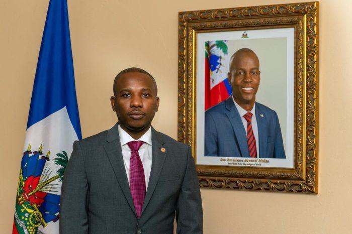Claude_Joseph Haití Jovenel Moïse