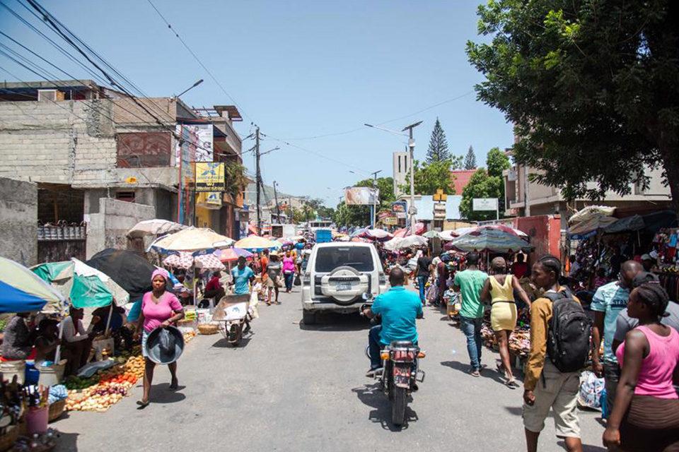 Crisis en Haití