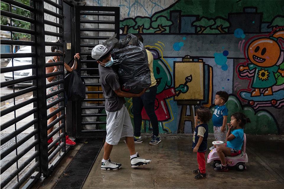 Desplazados Otro Enfoque
