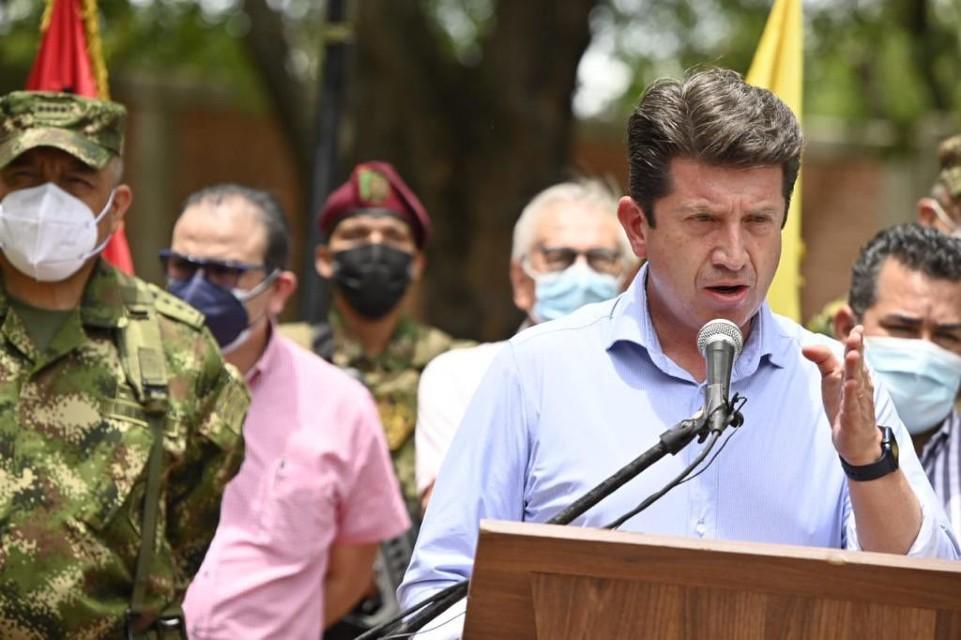 Diego Molano Colombia Duque