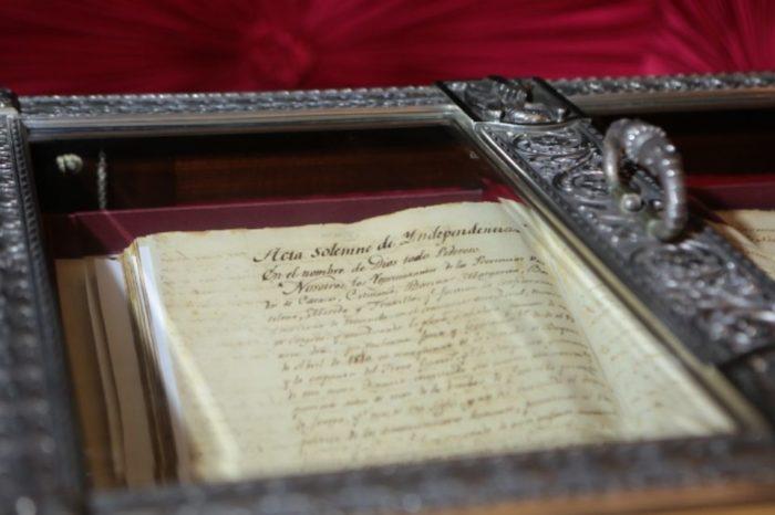 Acta de Independencia de Venezuela, 5 de julio de 1811