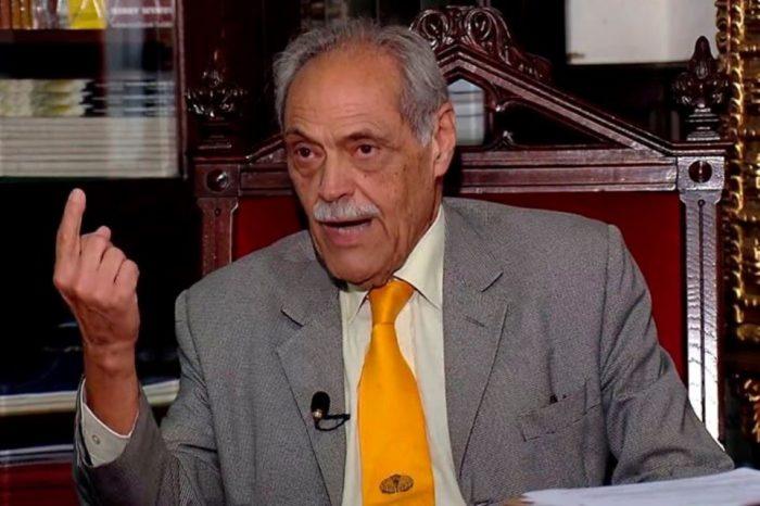 El rector Planchart