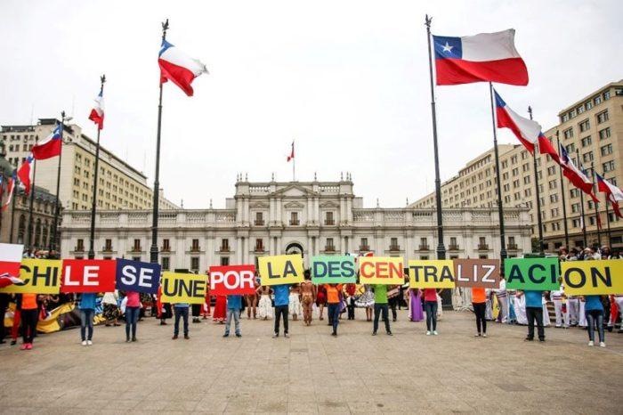 El gobierno obstaculiza la descentralización chilena