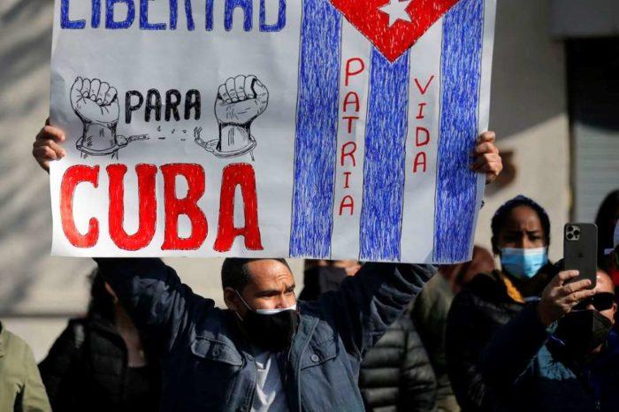 Quiero una Cuba libre