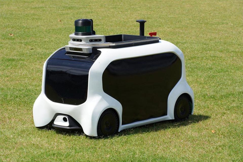 Robot olímpico FSR