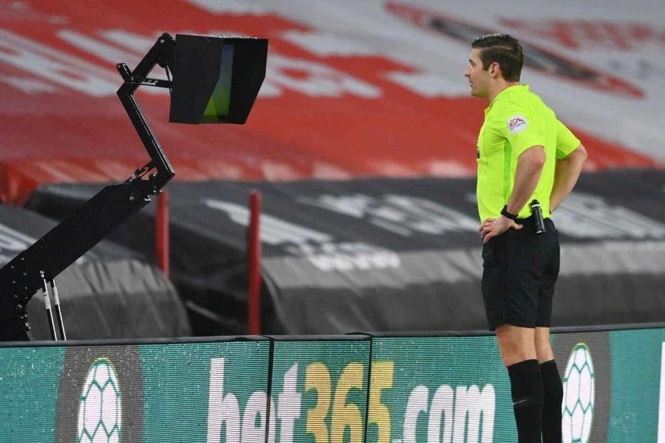 El protocolo del VAR será utilizado en la Premier League