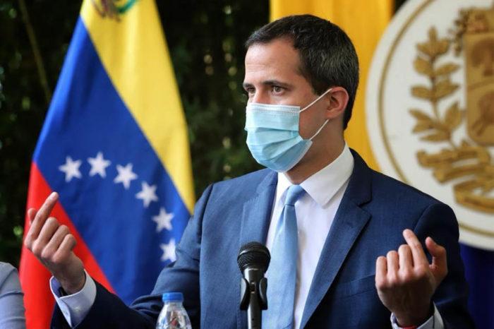 Guaidó gira internacional negociación