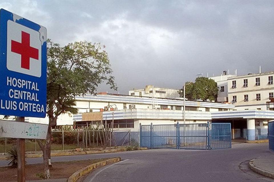 Hospital centinela que atiende casos de covid-19 en Nueva Esparta