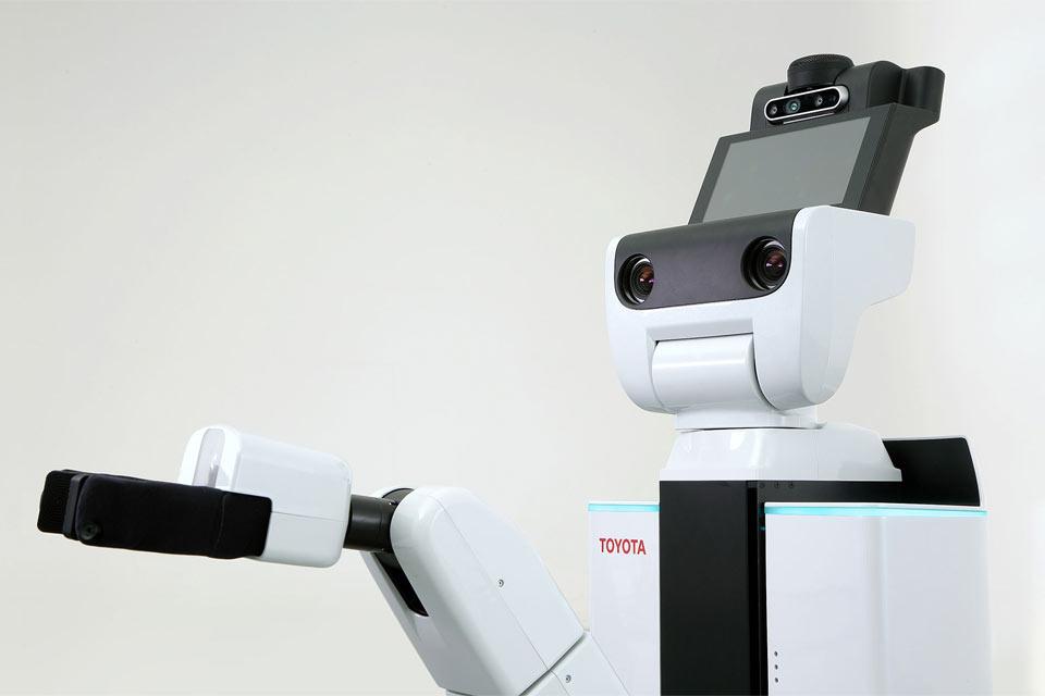Robot olímpico HSR