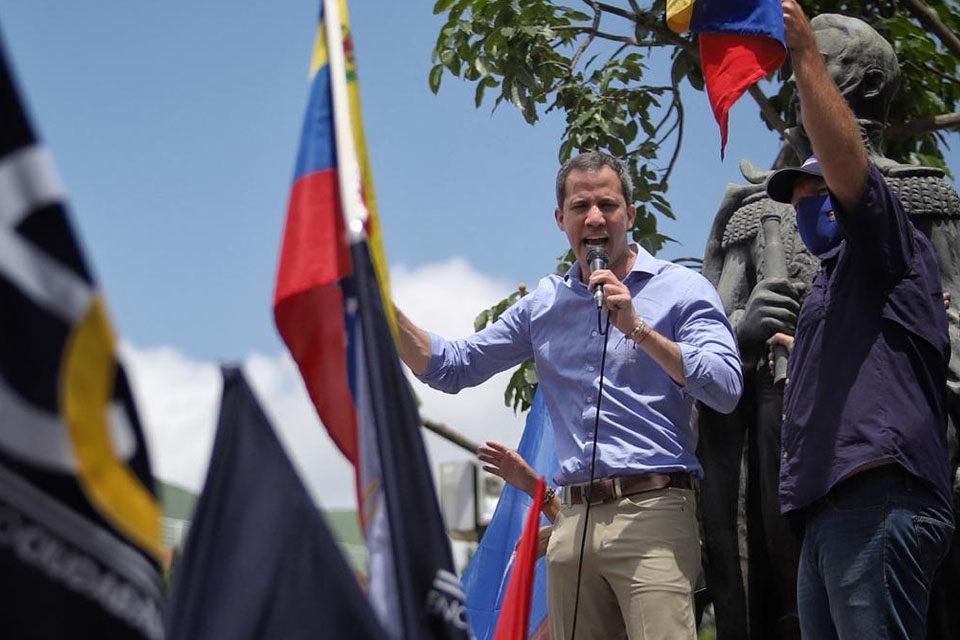 Juan Guaidó 5 de julio