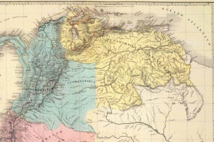 Territorios despojados: Venezuela 1891-1899